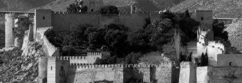Alcazaba àrab, Almeria (1955)