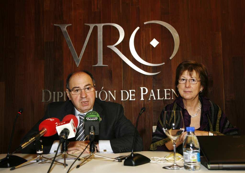 Presentació del Fons Dr. Pere de Palol a Palència