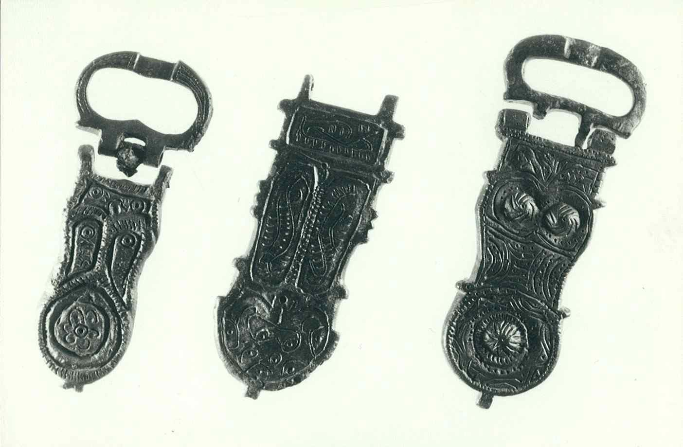 Plaques de cinturó d'El Bovalar