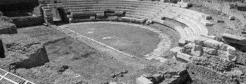 Teatre romà d'Albintimilium (Liguria, Itàlia) (1949)