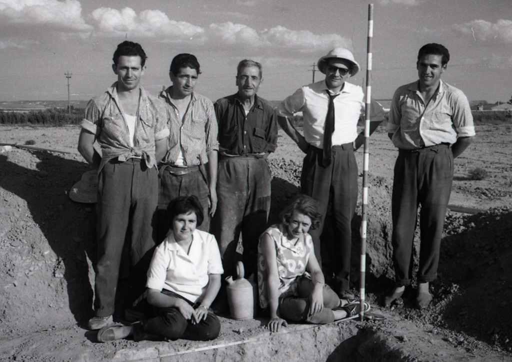 Grup d'excavació Dueñas, Palència